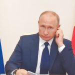 Путин сбросил маску